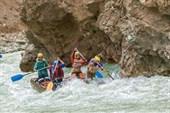 Экипаж Димы в Нижнем каньоне